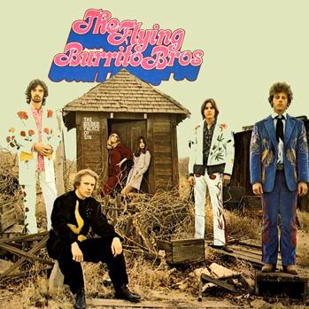 Flying Burrito Brothers album cover P