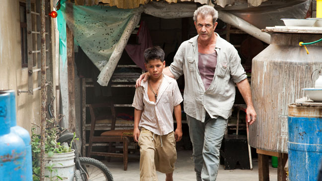 Get the Gringo Mel Gibson Still - H 2012