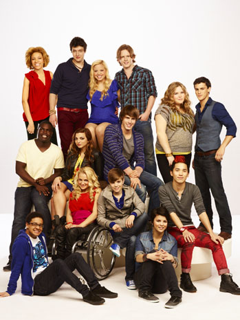 The Glee Project Season 2 Cast - P 2012