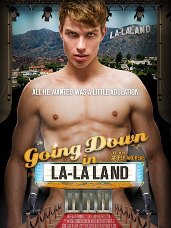 Going Down in Lala Land Poster - P 2012