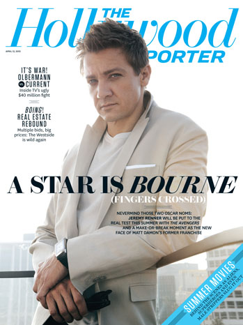 2012 Issue 13: Jeremy Renner
