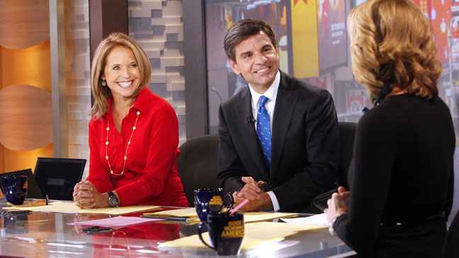 Katie Couric Good Morning America - H 2012