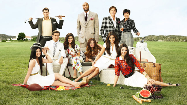 Keeping up with the Kardashians Season 7 Cast - H 2012
