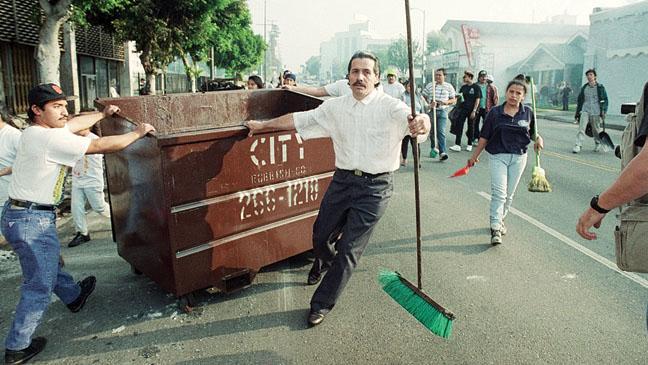 LA Riots Edward James Olmos 1992 - H 2012