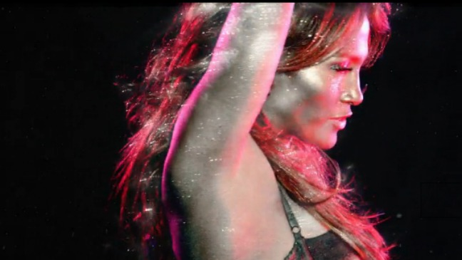 "Jennifer Lopez ""Dance Again"" Screengrab"