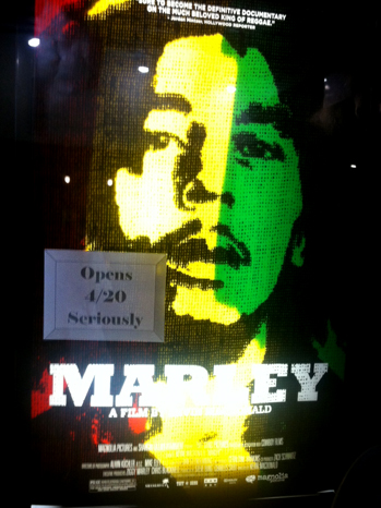 Marley poster 420 P