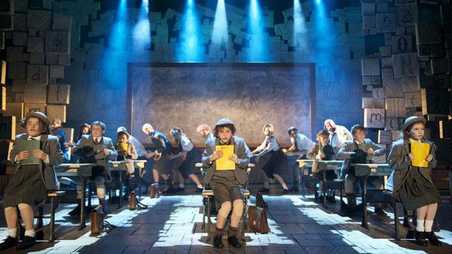 Matilda The Musical - H 2012