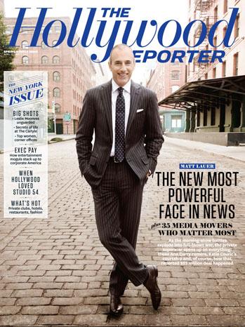 Issue 14: Matt Lauer