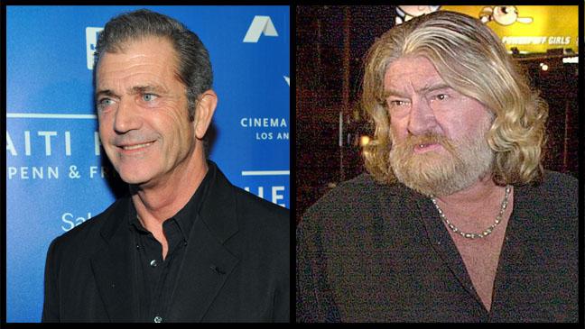 Mel Gibson Joe Eszterhas Split - H 2012