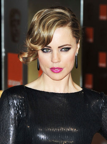 Melissa George Orange British Academy Film Awards - P 2012