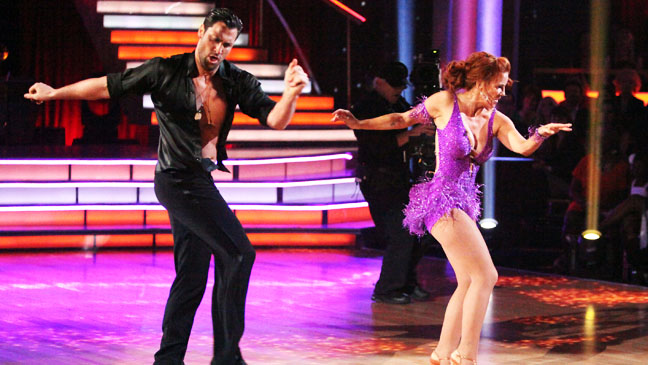 Dancing with the Stars Melissa Gilbert - H 2012