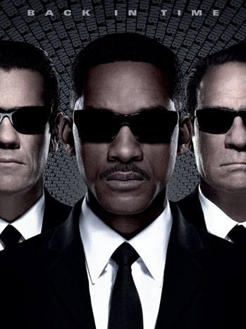 Men in Black 3 poster - P 2012