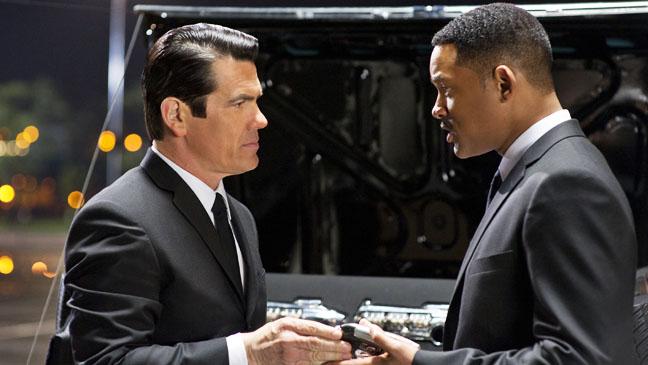 Men in Black 3 Josh Brolin Will Smith - H 2012
