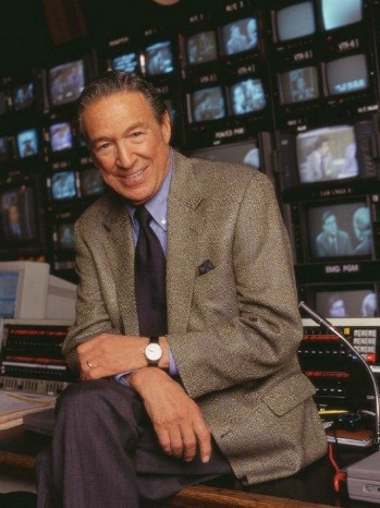 Mike Wallace Newsroom