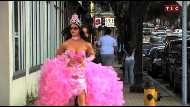 My Big Fat American Gypsy Wedding TLC Screengrab 2012