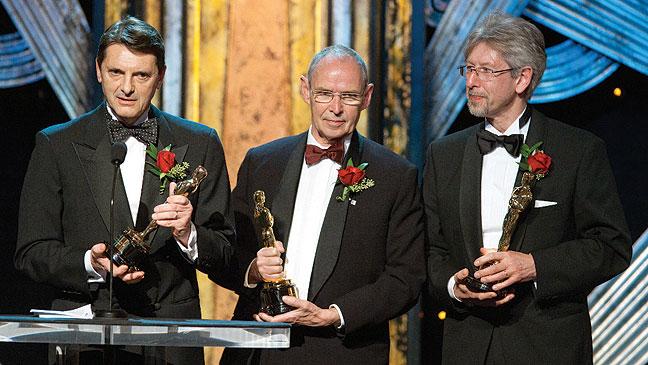 ARRI HISTORY: Academy Awards