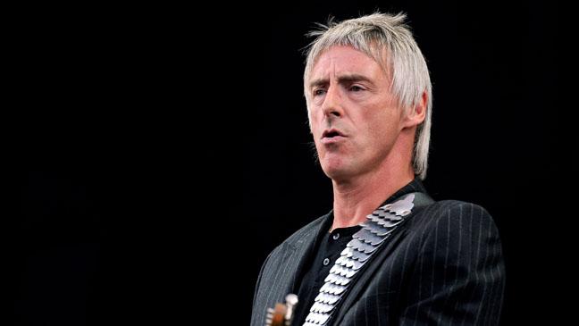 Paul Weller Performing - H 2012