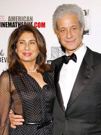 Paula Wagner & Rick Nicita Ischia - P 2012