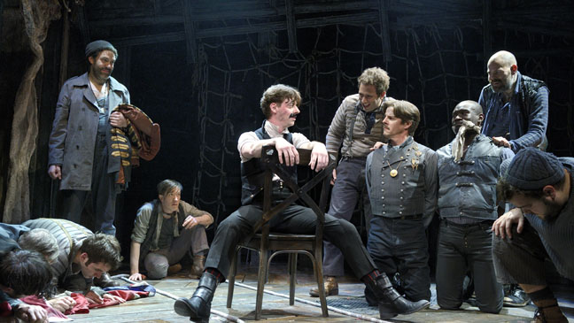 Peter and the Starcatcher Borle - H 2012