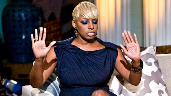 Nene Leakes Real Housewives of Atlanta Reunion 2012