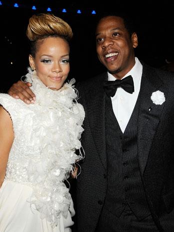 Rihanna Jay-Z - P 2012