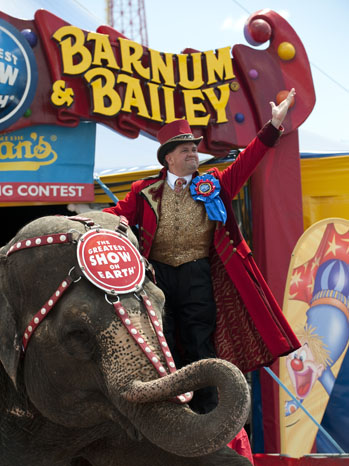 Ringling Brothers Barnum Bailey - P 2012