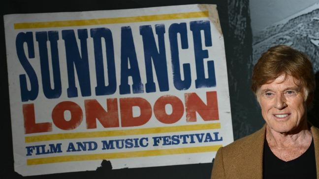 Robert Redford Sundance London - H 2012