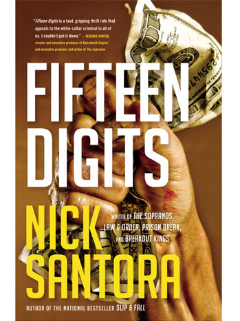 Fifteen Digits Nick Santora Cover - P 2012
