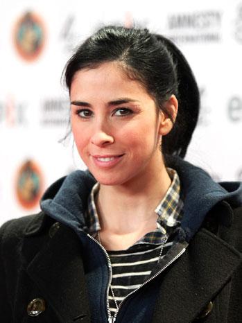 Sarah Silverman Headshot - P 2012