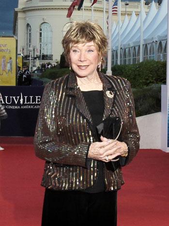 Shirley MacLaine Red Carpet - P 2012