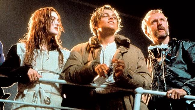 "On the Set: ""Titanic"""