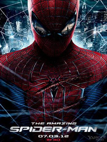 The Amazing Spider-Man Poster Headshot - P 2012