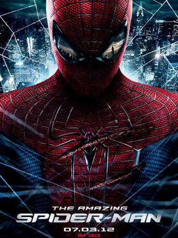 Amazing Spider-Man One Sheet - P 2012