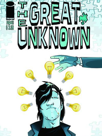 The Great Unknown #2 Cover - P 2012