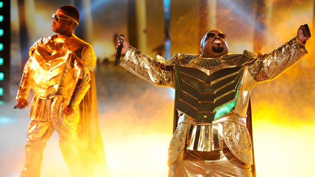 The Voice Quarter Final Performance Cee Lo - H 2012