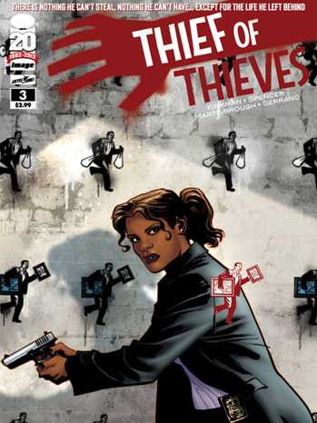 Thief of Thieves Comic Cover - P 2012