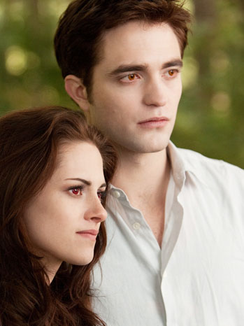 Twilight: Breaking Dawn Part 2 Red Eyes - P 2012