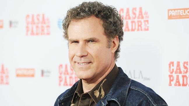Will Ferrell Casa De Mi Padre Premiere - H 2012