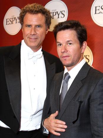 Will Ferrell Mark Wahlberg - P 2012