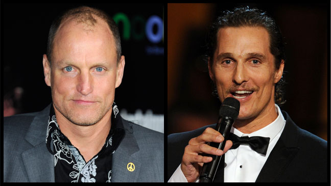 Woody Harrelson Matthew McConaughey - H 2012