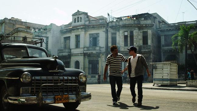 7 Days in Havana Cannes Film Still - H 2012