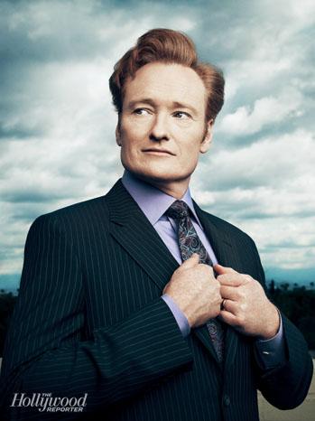 Inside Conan O'Brien's Head