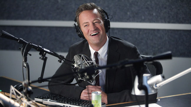 Matthew Perry in 'Go On'