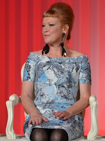 Andrea Arnold Cannes Jury - P 2012