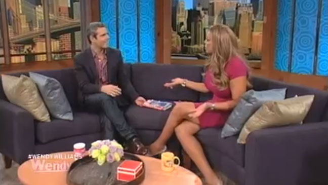 Andy Cohen Wendy Williams - H 2012