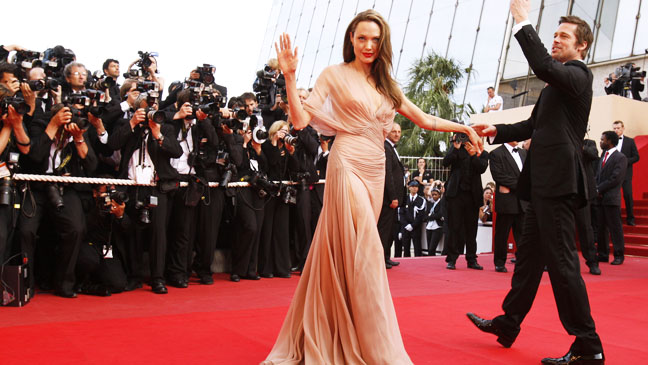 Angelina Jolie Inglorious Basterds Cannes 2009 - H 2012