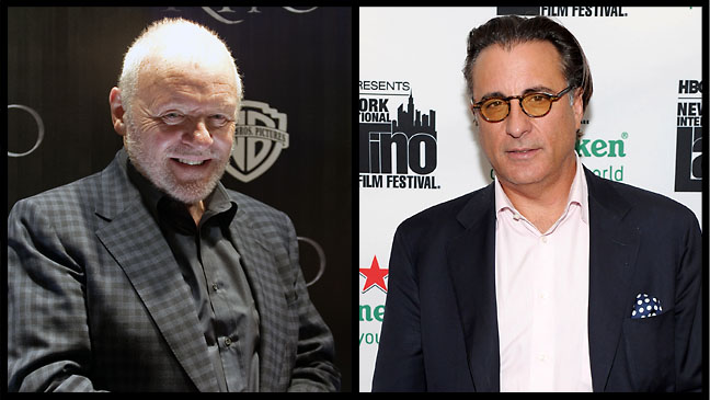 Anthony Hopkins Andy Garcia - H 2012