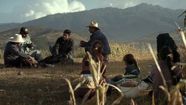 Aqui y Alla Cannes Critic's Week Film Still - H 2012