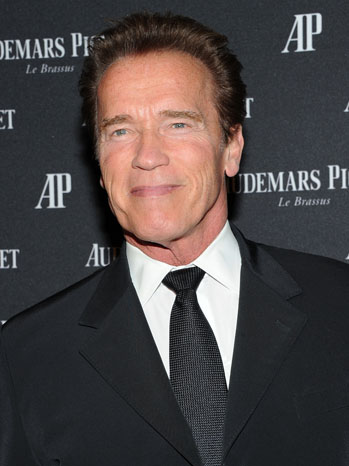 Arnold Schwarzenegger Royal Oak 40 Years - P 2012