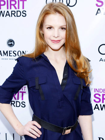 Ashley Bell Spirit Awards - P 2012